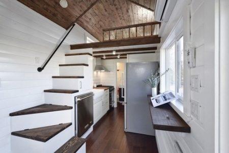کوچکترین خانه دوبلکس جهان (+عکس)