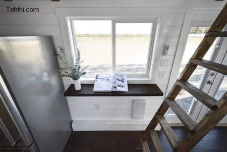 عکس از کوچکترین خانه دوبلکس جهان