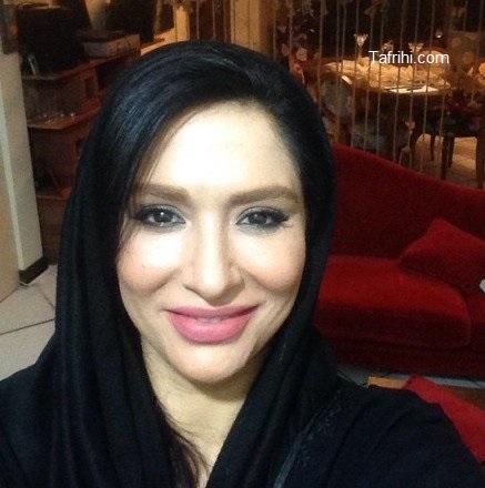 چهره ساغر عزیزی بازیگر نقش فرح دیبا در معمای شاه