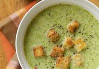سوپ بروکلی و پنیر چدار، یک سوپ تمام عیار پاییزی