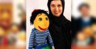 فوری: دنیا فنیزاده عروسک گردان کلاه قرمزی درگذشت