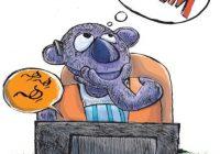 کارتون روز: رفتن جناب خان به جم!