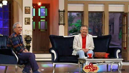 جمشید گرگین بازیگر سریال شهرزاد در برنامه دورهمی از عادل فردوسی پور گفت