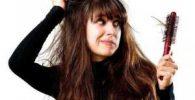 درمان ریزش مو با چند روش موثر طبیعی