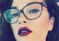 ترفندهای آرایشی زیرکانه مخصوص خانم های عینکی