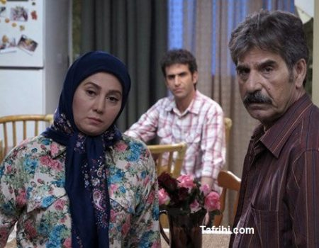 تبسم هاشمی در سریال لیسانسه ها